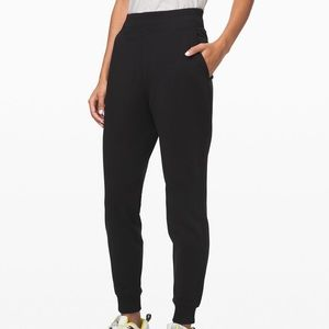 NWT lululemon Warm Down High Rise Joggers